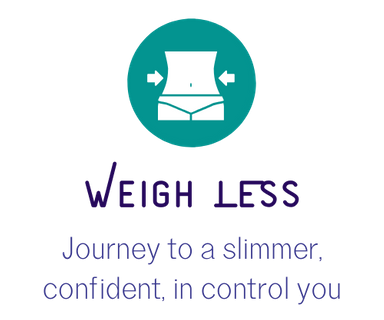 Weigh less icon